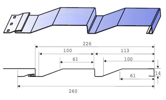 Панель сайдинга