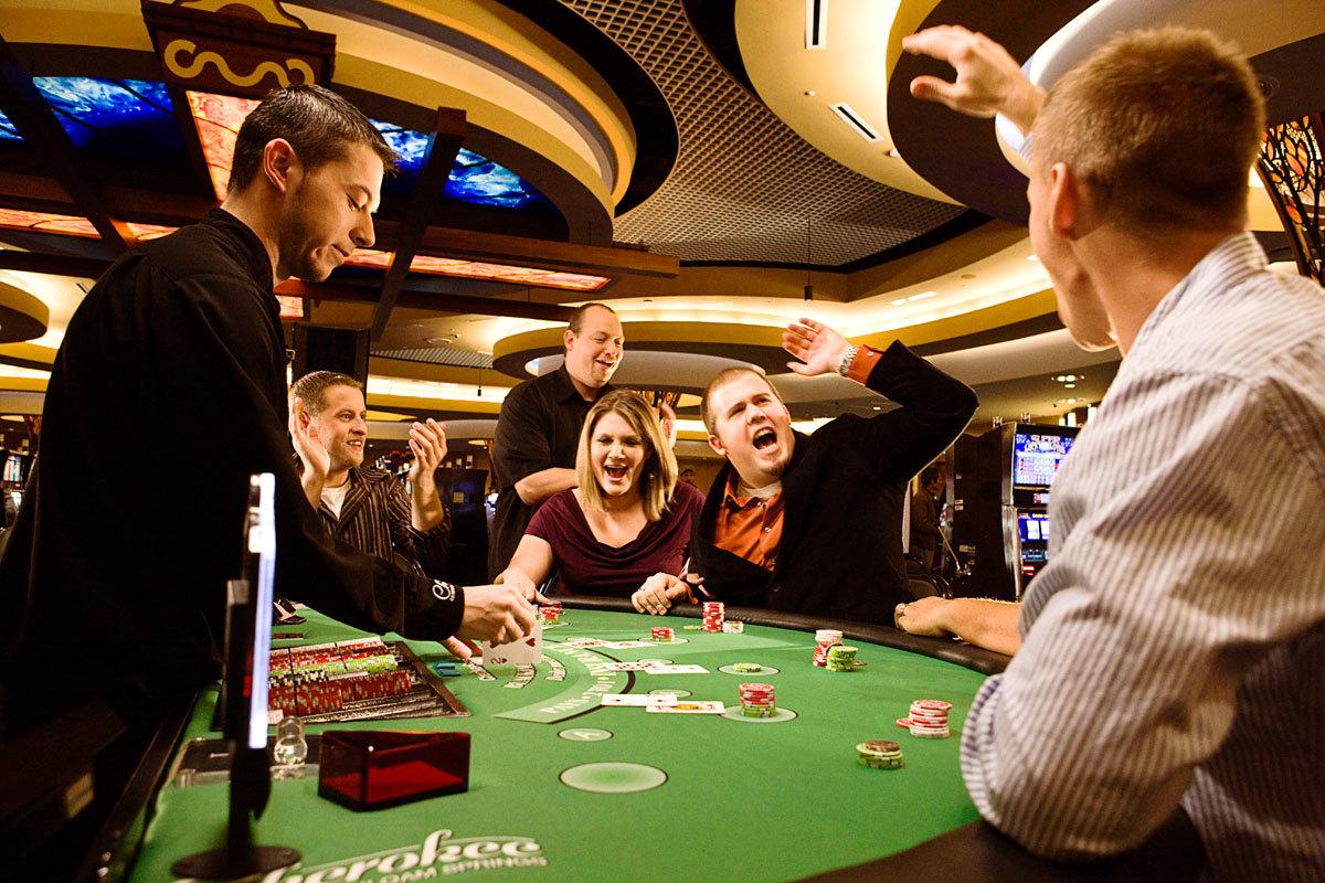 Основные критерии выбора казино