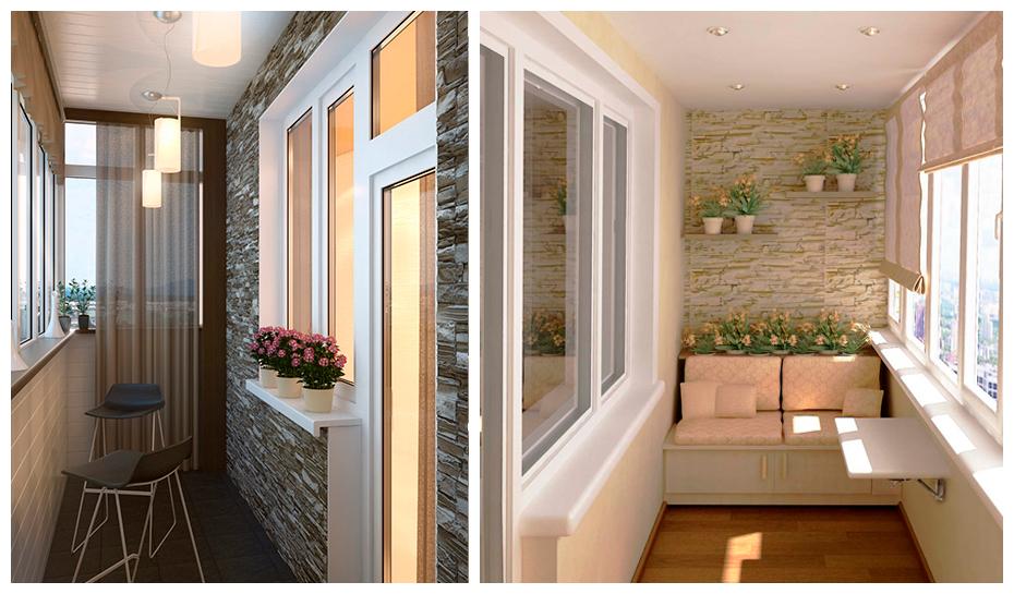 Как обновить свой старый балкон или лоджию?