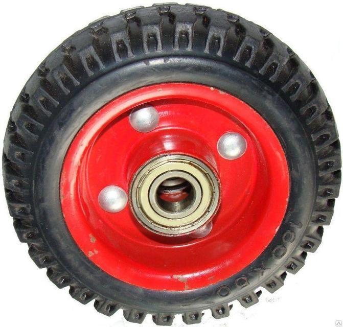 Как подобрать колеса к тележке?