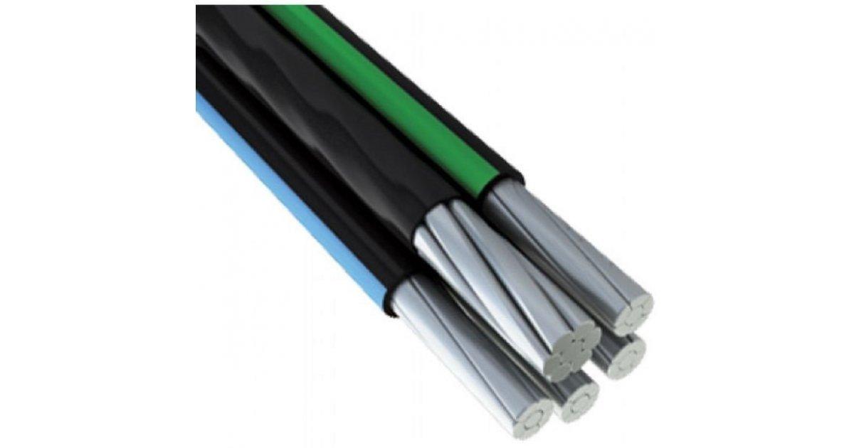 Преимущества кабелей СИП
