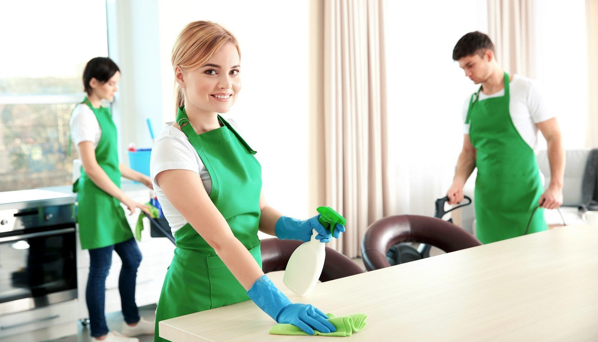 Клининговая компания: как определится с выбором, какие услуги предоставляются, преимущество заказа данных услуг, качественная уборка после ремонта